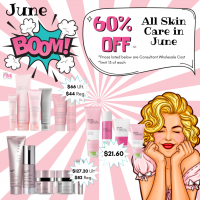 60% Off Skin Care