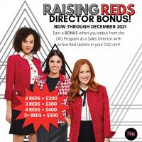 Raising Red Director Bonus