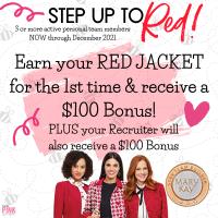 $100 1st-Time Red Bonus